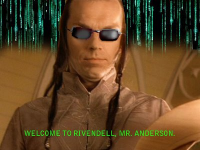 LOTR meets The Matrix