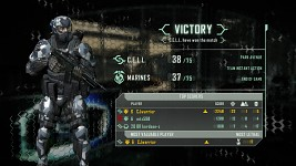 My First game in Crysis 2.