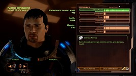 My Commander Shepard (Vanguard)