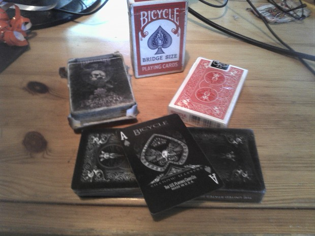My Bicycle decks
