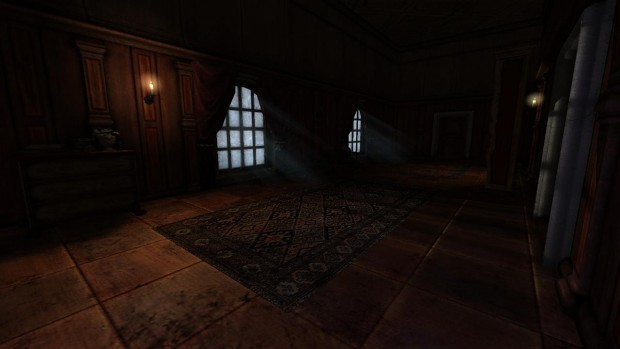 Amnesia mod: One Light in the Darkness