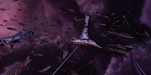 Mass Effect 3 Final Battle