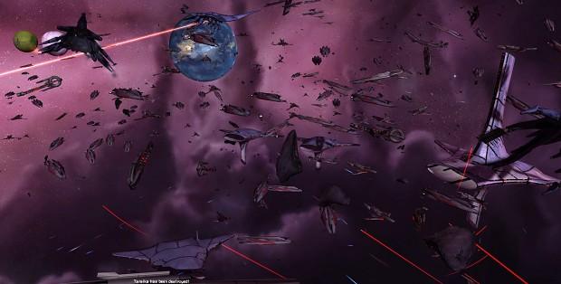 Mass Effect 3 Final Battle