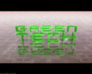 Green Tech. Mod's Wallpaper