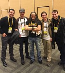 Met with John Romero at GDC 2015!