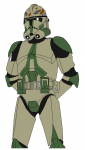 sarlacc battalion recon trooper (selfmade)
