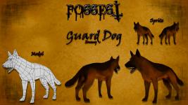 POSSEST : Guard Dog