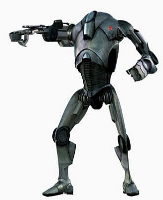 Super battle droid series 1