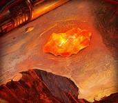 Lava Crystal