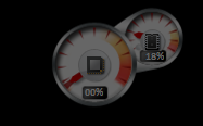 my cpu usage.....