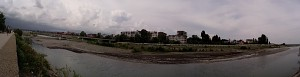 Panorama of my home in Sochi