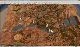 Part 4 terrain of the Rivendell map