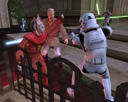 High five stormtrooper