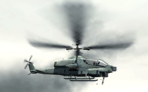Favorite Call of duty Helicopter killstreaks