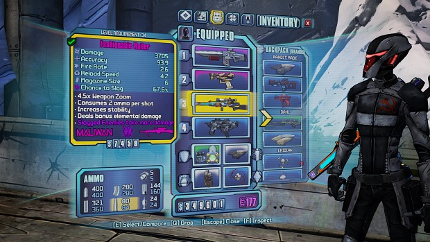 Borderlands 2 stuff