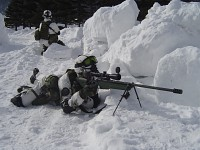 "Italian Mountain Airborne Troops ""Alpini"" *Sniper"