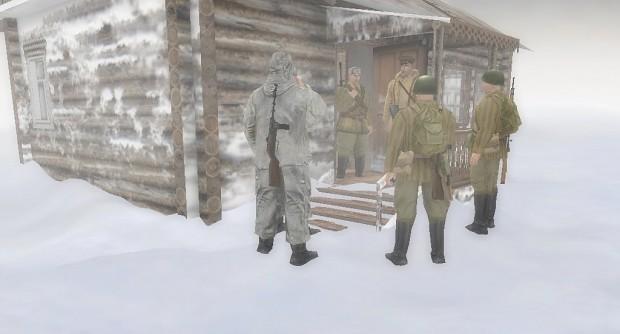 men of war (Siberia) 1