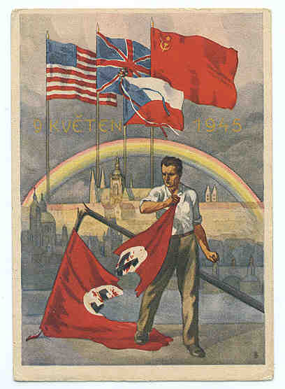 Czechoslovakian anti-nazi picture