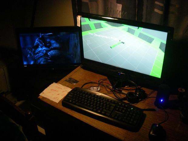 New setup