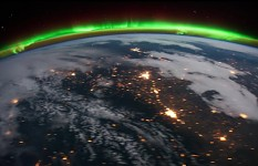 Time Lapse View from Space