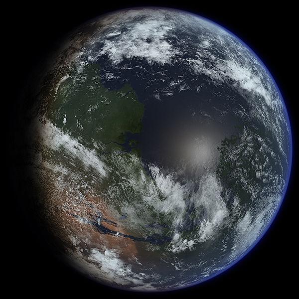 Mars Terraforming: Terraforming Mars Image