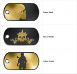 New Battlefield 3 Premium Dogtags