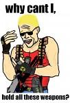 Duke Nukem Forever in a nutshell