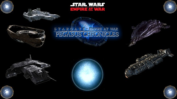 Star Wars Empire At War Stargate Mod