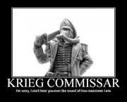 Krige commissar