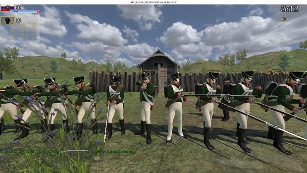 The 7y Regiment