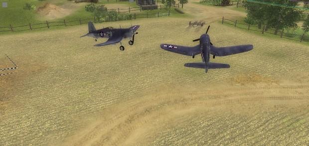 new usa plane