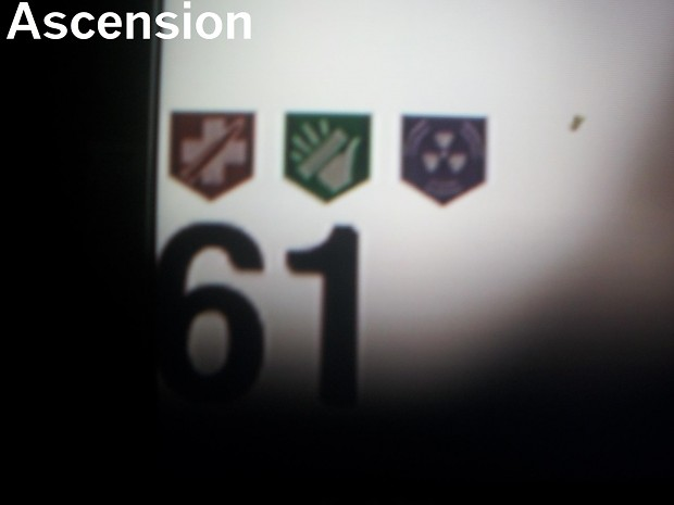 61 on ascension