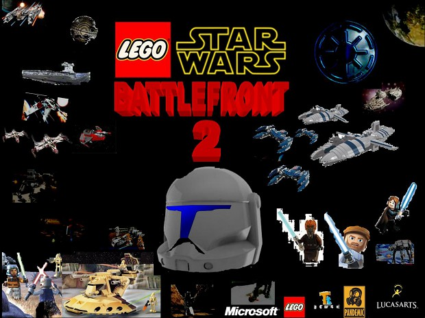 Lego Star Wars Battlefront II