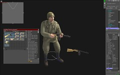 soldiers howw2 style ppsh