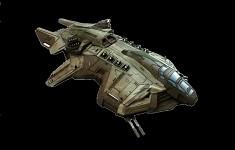Arla-class Heavy Dropship