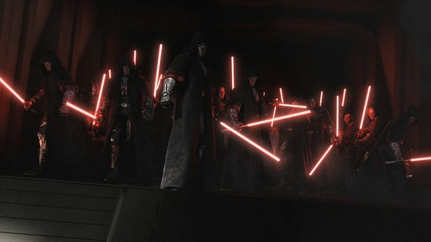 More Sith