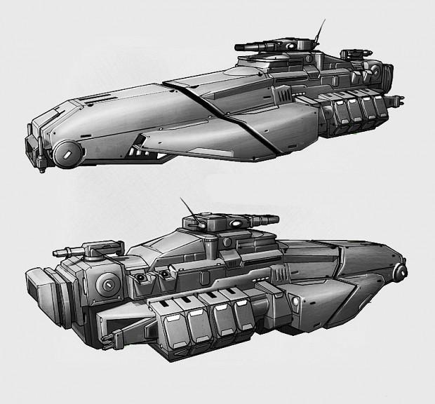 Belltora-class Bomber