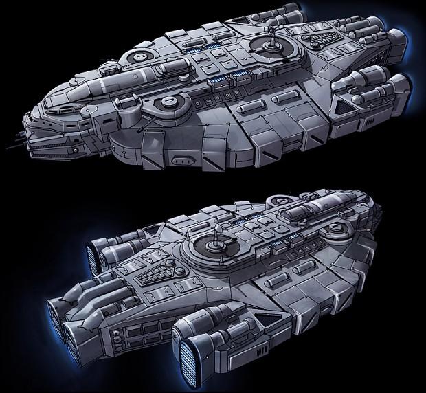 Grandeur-class Gun Destroyer