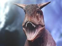 Carnotaurus Texture Concept