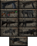 Project Safehouse weapon experiment's batch 1