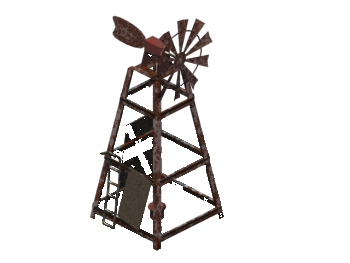 (Old Pictures) Windmill tile