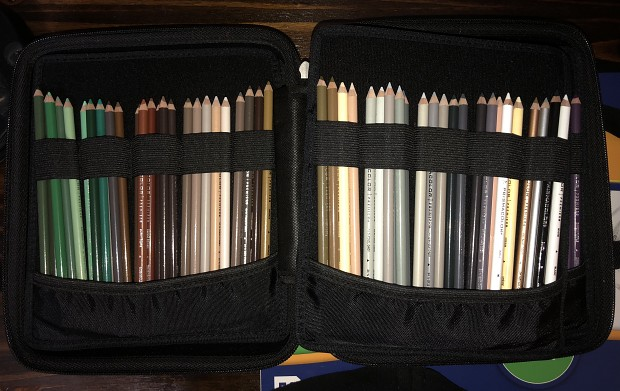 My drawing case :)