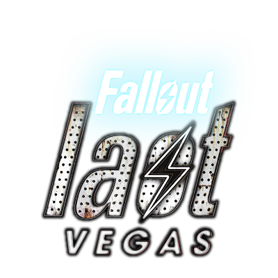 (Old Pictures) Fallout Last Vegas Logo