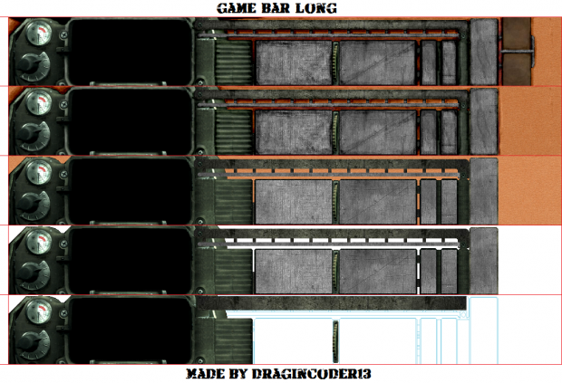 (Old pictures) game bar long
