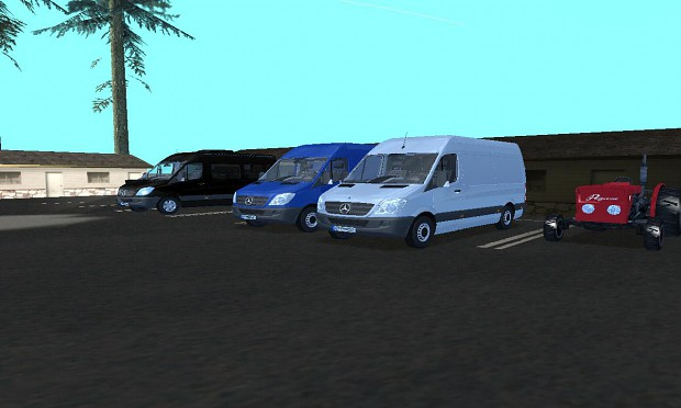 Mercedes Benz Sprinter By HIMMEL