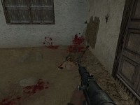 Reworked blood effects for CoD2 / MeatBot