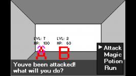 Battlesystem Alpha Stage