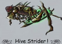 Hive Strider
