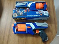 "The awesomeness of the ""Strongarm""..."