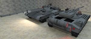 MBT BD Amata type.